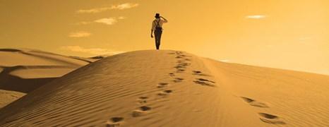 Pazzi nel deserto
