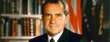 Un secolo di Richard Nixon