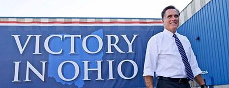 La rotta di Romney per la Casa Bianca