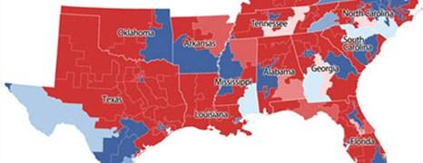 USA 2010 – 2/Sud