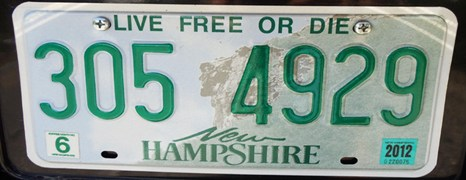 New Hampshire – Liveblogging