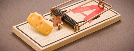 Romney non cade nella trappola
