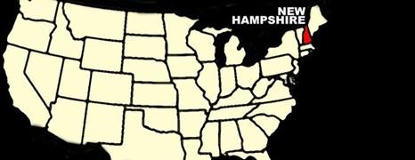 USA 2012 – 06. NEW HAMPSHIRE