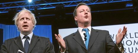 La sfida di Boris a Dave