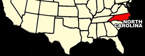USA 2012 – 04. NORTH CAROLINA