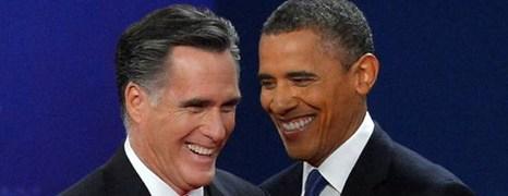 Uno a zero per Romney