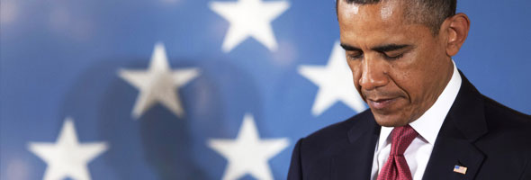 Job Approval di Obama al minimo storico