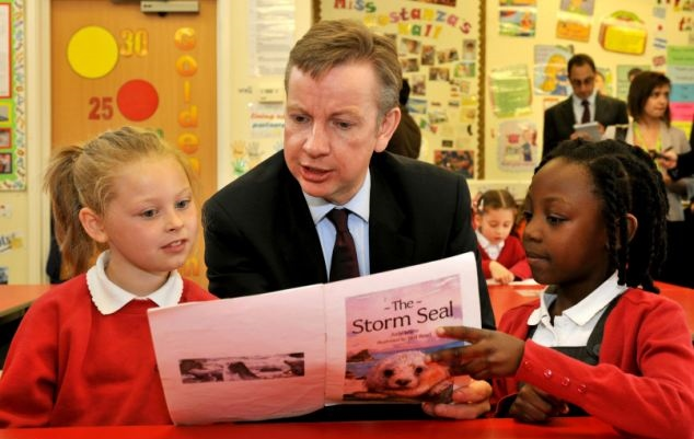 Time for Gove