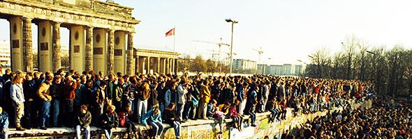 L'Europa dopo il 9 novembre 1989