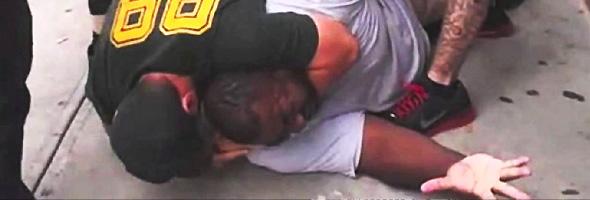 Il suo nome era Eric Garner (non Michael Brown)
