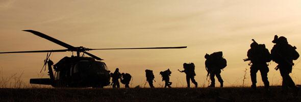 U.S. Army, morale ai minimi storici