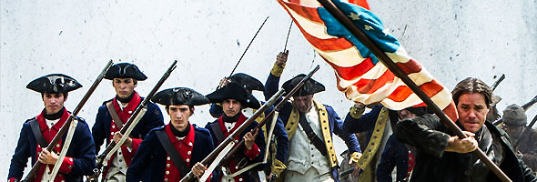"""Sons of Liberty"" la miniserie rivoluzionaria che celebra le origini del Tea Party"