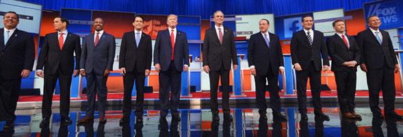 GOP 2016. Le pagelle del dibattito
