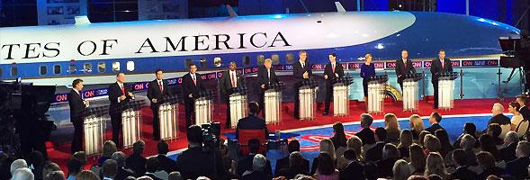 GOP 2016. Le pagelle del secondo dibattito