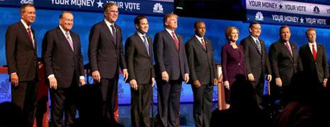 GOP 2016. Le pagelle del terzo dibattito