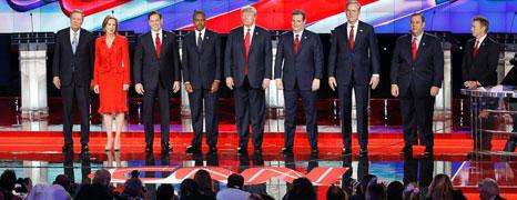 GOP 2016. Le pagelle del quinto dibattito
