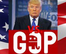 Trump vs GOP